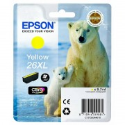 Epson Original Tintenpatrone T2634, yellow XL