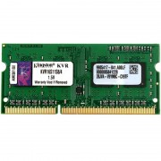 Memória RAM Kingston ValueRAM KVR16S11S8/4 1600MHz SO-DIMM DDR3 - 4GB