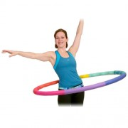 Masážní obruč skládací 80 cm Hula Hoop Modom