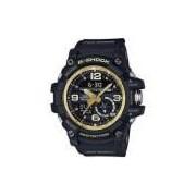 Relógio Casio G-shock Mudmaster Gg-1000gb-1adr Dourado Preto Original, Caixa, Nf