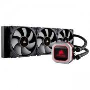 Водно охлаждане за процесор Corsair Hydro Series H150i PRO, 3 x 120 мм вентилатора, RGB LED осветление, CW-9060031-WW