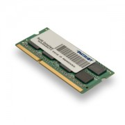 Memorie SO-DIMM Patriot Signature Line 4GB DDR3 1600MHz 1.5V CL11 Dual Rank, PSD34G16002S