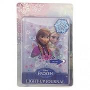 Disney Frozen Elsa And Anna Light Up Journal
