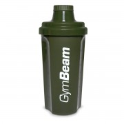 GymBeam Šejkr olivově zelený 500 ml - GymBeam