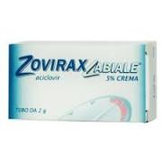 Glaxosmithkline Zovirax Labiale 5% Crema 2 G