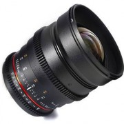 SAMYANG 24mm T1.5 ED AS IF UMC VDSLR - Sony Innesto E - 2 Anni Di Garanzia