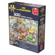 Jan Van Haasteren Pussel - Billackeringen 500 Bitar