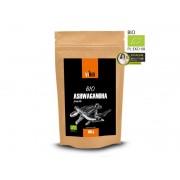 VIVIO Ekologiczna Ashwaganda proszek, proszek z ashwagandy BIO, Organiczny 100g