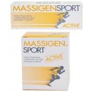 Marco Viti Farmaceutici Spa Massigen Sport Active Cr 100ml