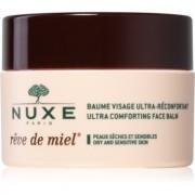 Nuxe Rêve de Miel bálsamo de cuidado intensivo para pele seca e sensível 50 ml
