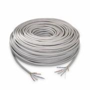 Bobina Cable UTP Cat.5E X-Case gris de 305metros, 0.45