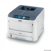 Printer, OKI C610n, Color, Laser, Lan (44205303)