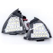 Set 2 Lampi LED Undermirror XtremeVision dedicate pentru VW GOLF 5 PASSAT B6 JETTA EOS TOUAREG - BTLL-057