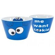 """Sesamstraat Koekiemonster schaaltje """"Me Want Cookie"""""""
