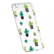 Husa pentru Xiaomi Mi Max Silicon Slim Cactus 165