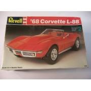 68 Corvette L-88 Revell 1:25 Scale Model Kit New & Sealed 1994