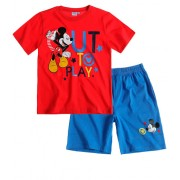 Compleu Mickey Red