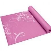 Printed Yoga Mat 4 mm Exclusive yoga mat for Fitness