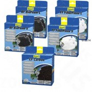 Tetra EX Plus Buitenfiltermateriaal CF Koolfiltermedium