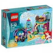 Конструктор ЛЕГО Дисни Принцеси - Ариел и магическото заклинание, LEGO Disney Princess, 41145