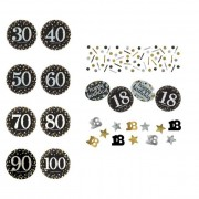 Liragram Confetti de Burbujas Champagne de 34 g - Número 90