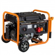 Generator curent electric pe benzina Stager GG 7300-3W