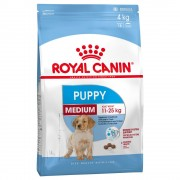15kg Medium Puppy/Junior Royal Canin ração