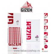 Foite tigari Gizeh Fine Magnet Red 100