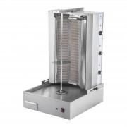 Grelhador para kebabs - 6000 W - 400 V