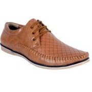 Shoebook Mens Tan Loafers For Men(Tan)