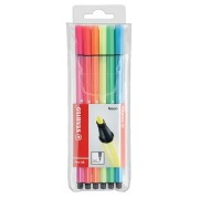 Stabilo viltstift Pen 68 Neon