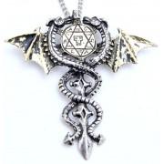 kulcstartó Sacred Dragon Amulet - EASTGATE RESOURCE - FB4