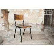 PIB Chaise de style vintage Doinel