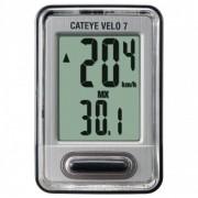 CatEye - Velo 7 CC-Vl520 - Fietscomputer silber