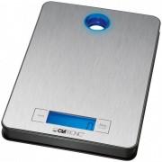 Clatronic KW 3412 Balança de Cozinha Digital Aço Inoxidável