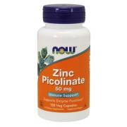 NOW Foods Cink Pikolinat 50 mg 60 kaps.