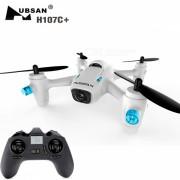 Camara HUBSAN X4 Plus H107C + 2?4 GHz 720P RC Quadcopter