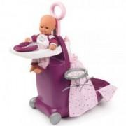 Valiza bebe multifunctionala - Baby Nurse 220346 Smoby