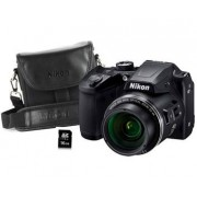 Nikon Coolpix B500 Value Kit - Black