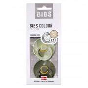 BIBS Colour Nappar 2-Pack Sage/Hunter green Strl. 3