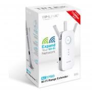 Expansor De Rango Tp-link Ac1750 Portatil 3 Antenas Re450-blanco