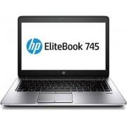 """HP EliteBook 745 G2 14"""" LED 4gb Ram 500gb HDD- AMD A-Series A6 Pro-7050B 2.20 GHz"""