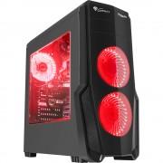 Carcasa gaming Genesis Titan 800 Red