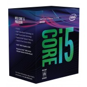 Intel Core i5-8600 3.1GHz 9MB Smart Cache Box processor