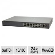 Switch 10/100 24port Cisco SF200-24FP