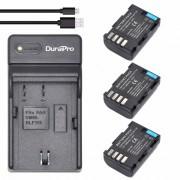 3 st DMW-BLF19 DMW BLF19 BLF19 Oplaadbare Li USB Lader voor Panasonic Lumix DMC-GH3 DMC GH3 GH4 DMC-GH4 Camera