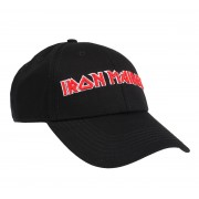 Kapa Iron Maiden - Logo - ROCK OFF - IMCAP04B