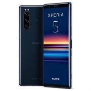 Sony Xperia 5 - 128GB (Pre-owned - Goede conditie) - Blauw