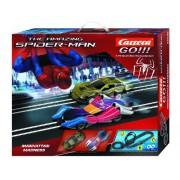 Carrera Go Amazing Spider-Man: Manhattan Madness 1:43 Scale Slot Car Track Set