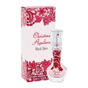 Christina Aguilera Red Sin eau de parfum 15 ml donna